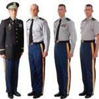 Armed Forces Uniform