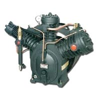 Tank mounted Industrial Air Compressor