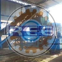 Fly Ash Brick Making Machine (RBM-10)