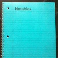 1 Subject Wide Ruled Notebooks