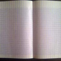 French Ruling Notebook