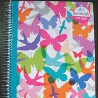 Spiral Casebound Notebook