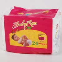 Small Baby Roo Diapers