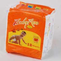 X-Large Baby Roo Diapers