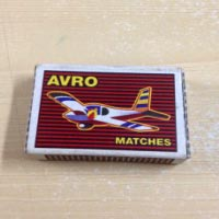 Eco Cardboard Match (Avro Mini 30'S)