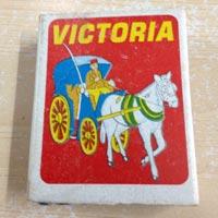 Eco Cardboard Match (Victoria Slim 45'S)