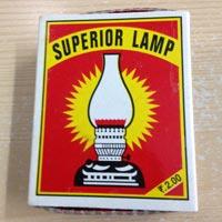 Premium Cardboard Match (Superior Lamp CB Slim 45's)