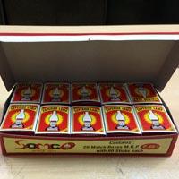 Premium Cardboard Match (Superior Lamp King Kong 80'S)