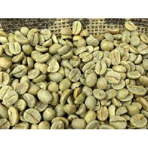 Green Coffee Beans 01