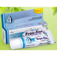 Fros Toe Cream
