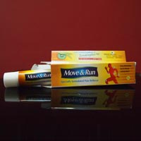 Move And Run Pain Relief Ointment