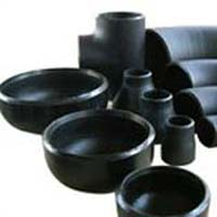 Mild Steel Buttweld Pipe Fittings