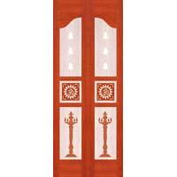Religious Symbol Doors