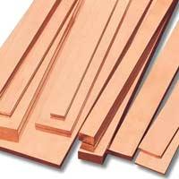 Copper Strips & Bus Bars