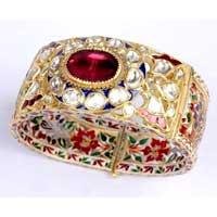 Diamond Polki Bracelet