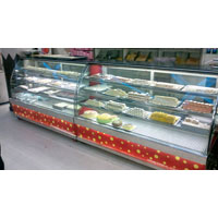 Sweets Display Counter 06