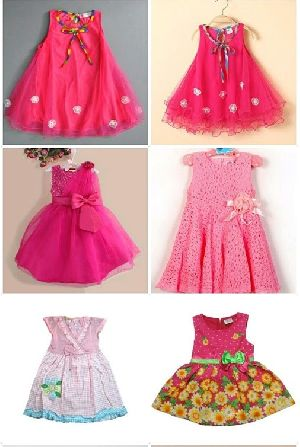 Baby Casual Frocks