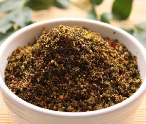 Curry Leaves Chutney Powder