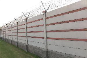 Precast Boundary Wall 01