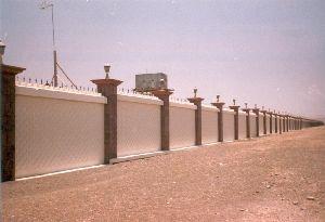 Precast Boundary Wall 03
