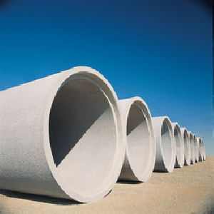 Reinforced Concrete Pipe f/j 300 mm to 1600