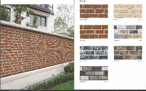 Bricks High Depth Elevation Tiles