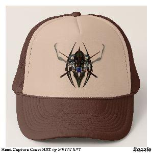 Head Capture Crest Cap