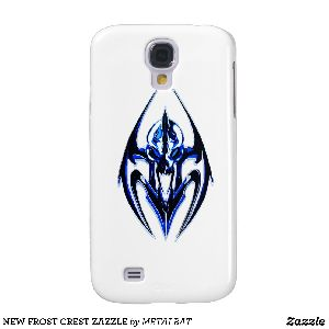 New Frost Crest Zazzle Samsung Galaxy S4 Cover