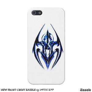 New Frost Crest Zazzle iPhone Case
