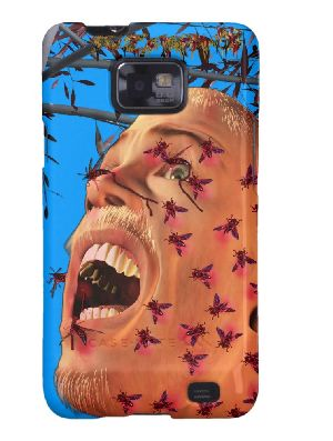 Be Honest Outnumbered Samsung Galaxy Phone Case