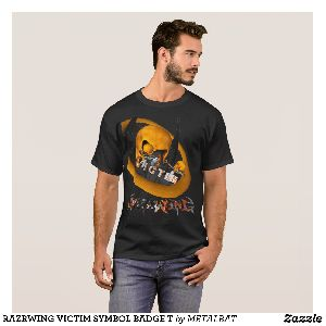Mens Symbol Badge T-Shirts