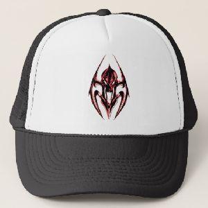 Red Crest Trucker Cap
