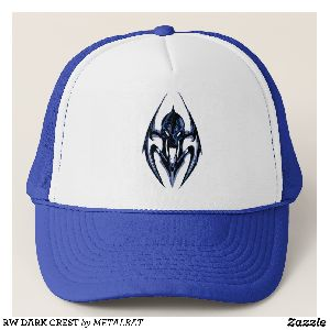 Dark Crest Trucker Cap