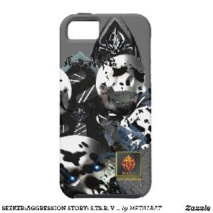 S.T S.B. V Aggression Iphone Case