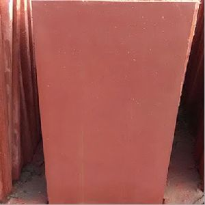 Light Red Stone Slabs