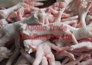 Processed Frozen Chicken Feet
