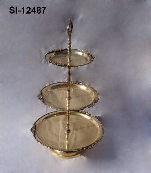 SI-12487 Metal Cake Stand