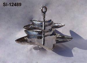 SI-12489 Metal Cake Stand