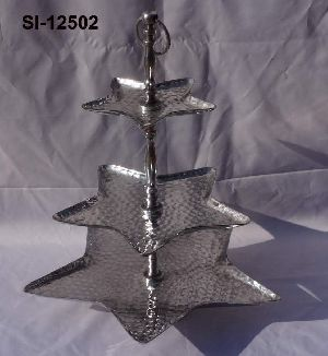 SI-12502 Metal Cake Stand