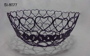 SI-8077 Metal Basket