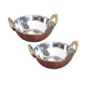 copper bottom kadai