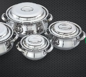 Stainless Steel Cookware (Punjabi PC-147)