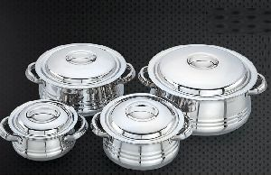 Stainless Steel Cookware (A1A PC-224)