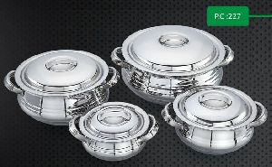 Stainless Steel Cookware (Richi Rich PC-227)