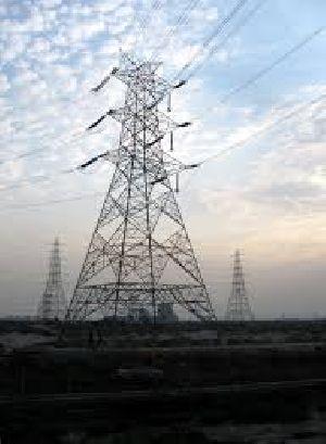 220 KV Transmission Tower 01