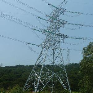 220 KV Transmission Tower 04