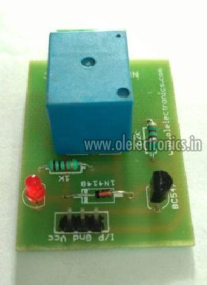 12V Single Channel Relay Board