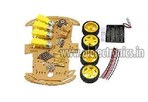 4WD DIY Robotics Kit