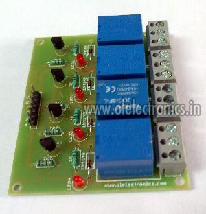 5V Four Channel Relay Board