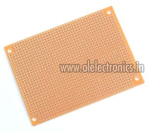 Medium Size Perforated Board